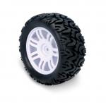 1/6 Monster Truck Tyre Set