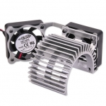 540 Heat Sink With Double Fan