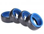 HD60BL Drift Tyre Set - Blue