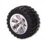 1/18 Monster Tyre Set