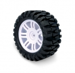 1/6 Monster Truck Tyre Set