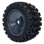 1/8 Truggy Tyre With Carbon tim