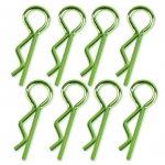H129G Small Body Pin - Green