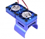 H278BT Heat Sink With Twin Twister Fan