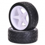 H39 1/10 Rally Tyre - Front