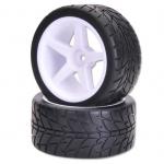 H40 1/10 Rally Tyre - Rear