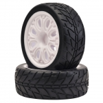 H41 1/10 Rally Tire - Front