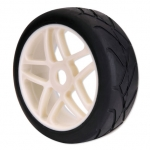 H831 1/8 Rally Tyre