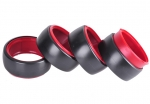 HD60R Drift Tyre Set - Red