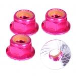 HLM5FP M5 Locking Nut - Pink