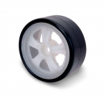 Luminous Drift Tyre