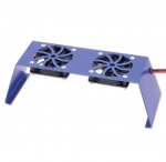 Twin Cooling Fan Stand